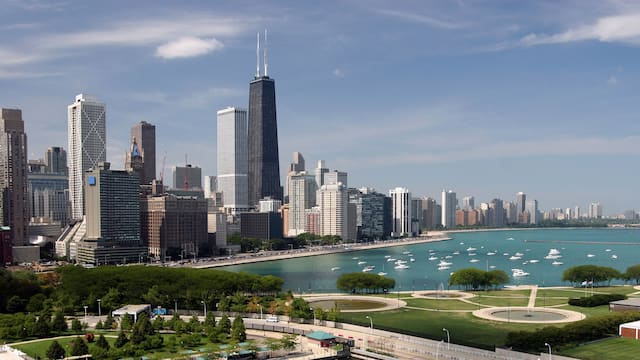 Chicago Downtown Skyline – Chicago Skyline