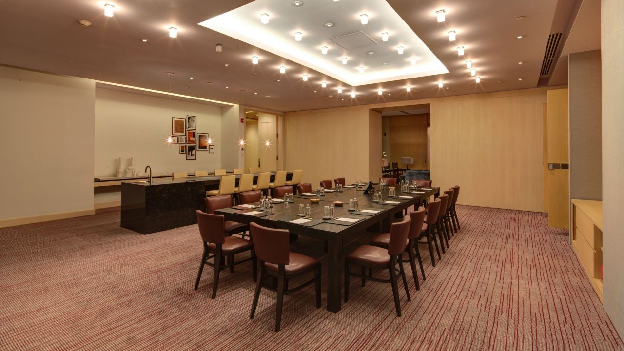 Mexico City Meeting Room