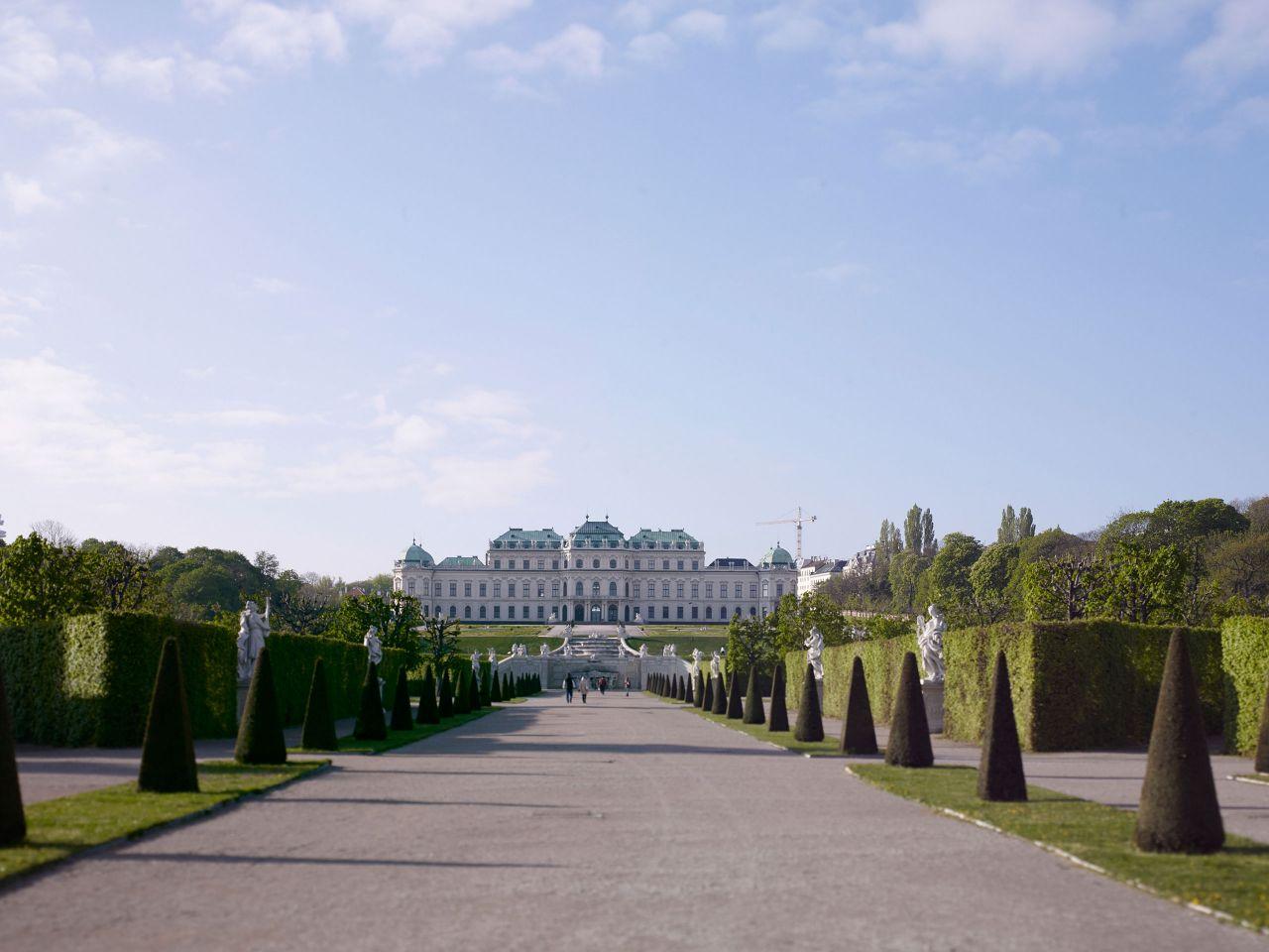 Vienna walk