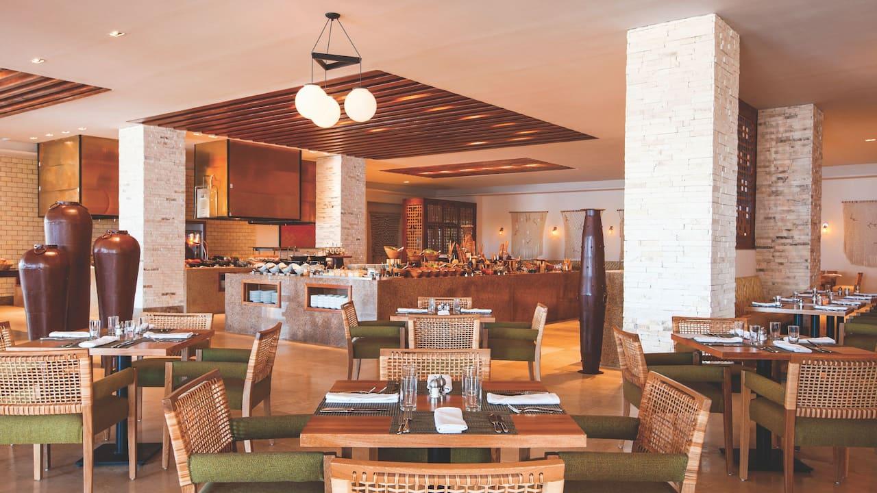 Hyatt ZIva Puerto Vallarta Viva Restaurant