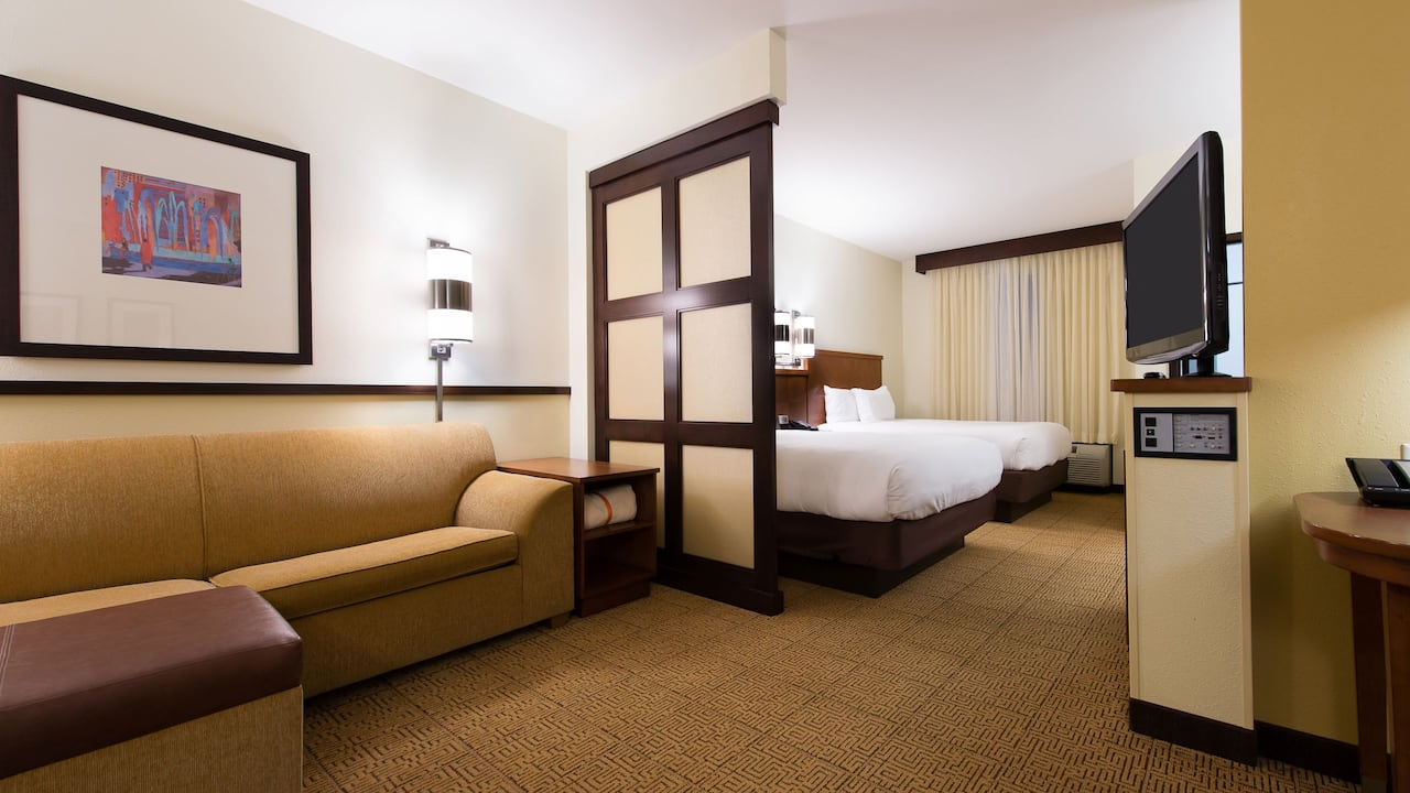 Hyatt Place Charleston Airport Two Queen Beds