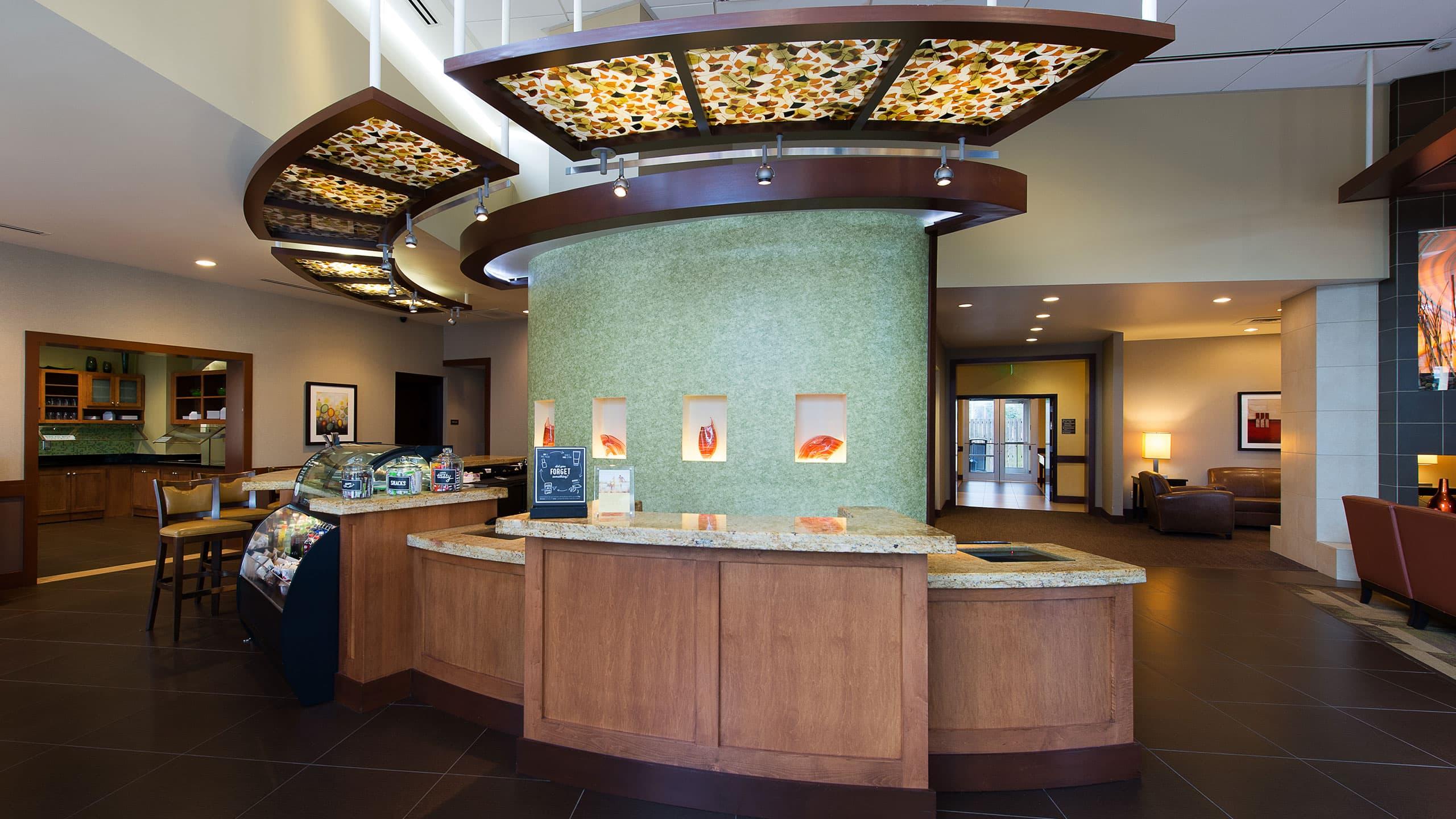 Charleston Hotel – Hyatt Place Airport Convention Center Hotel