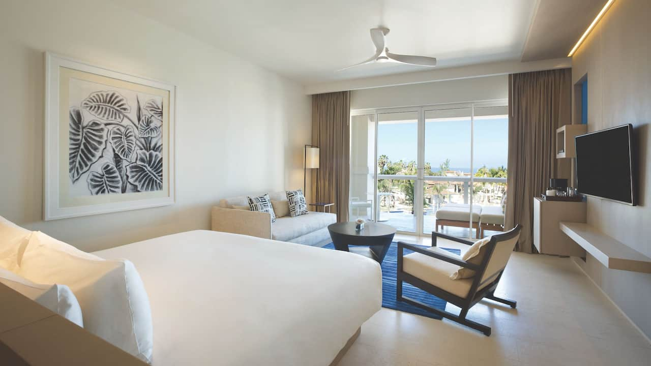 Ocean View Junior Suite King