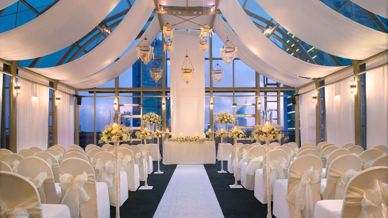 Wedding Venue Grand Hyatt Jakarta