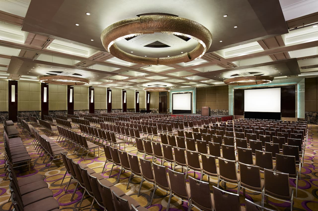 5성급 그랜드 하얏트 타이베이 큰 연회장