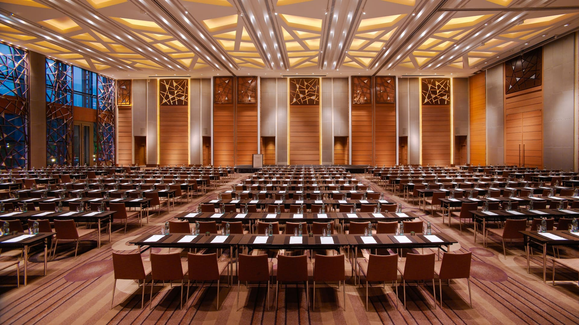 Ballroom classroom