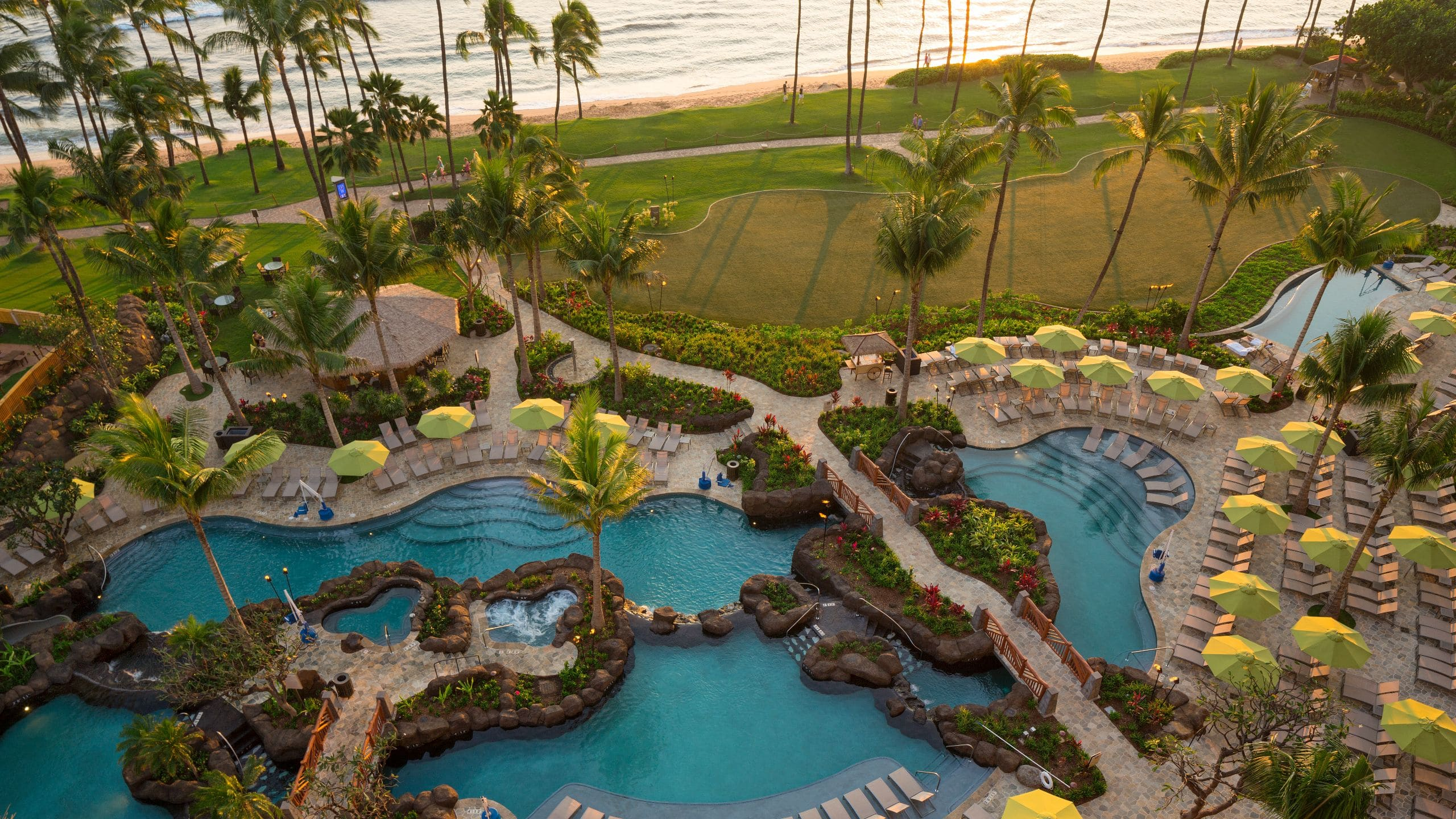 Luxury Maui Resort Near Ka\'anapali Beach - Hyatt Residence Club Maui ...