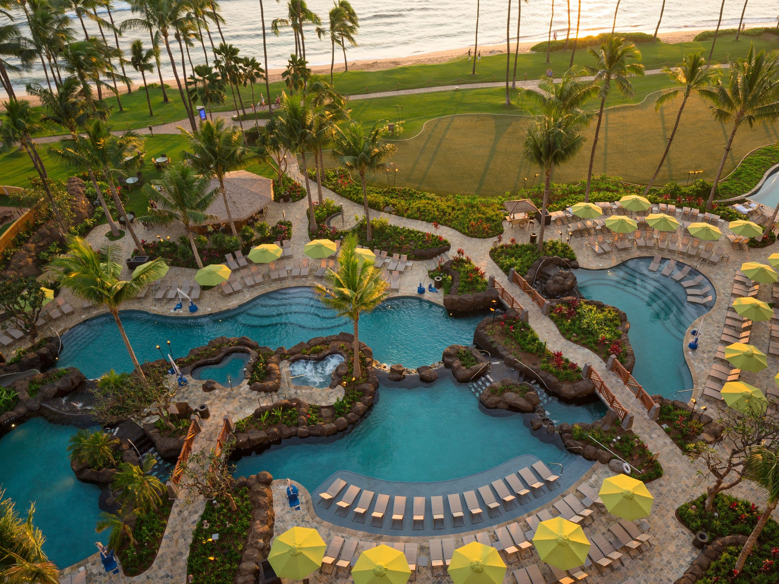 Luxury Maui Resort Near Ka Anapali Beach Hyatt Residence Club