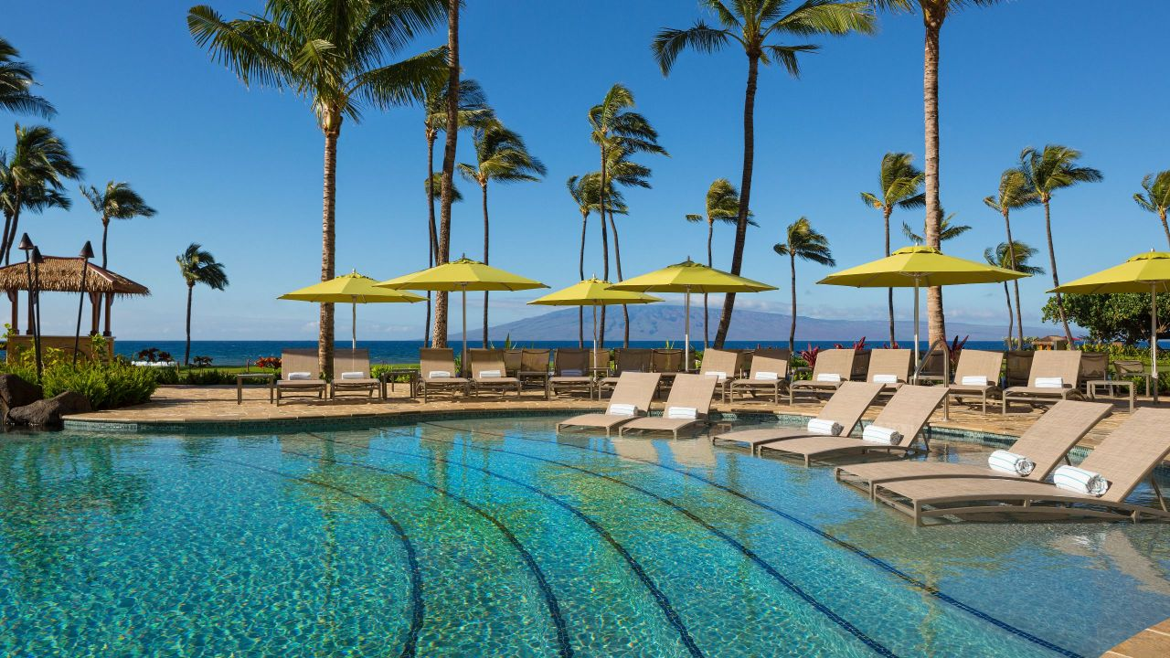 Luxury Maui Resort Near Ka Anapali Beach Hyatt Residence