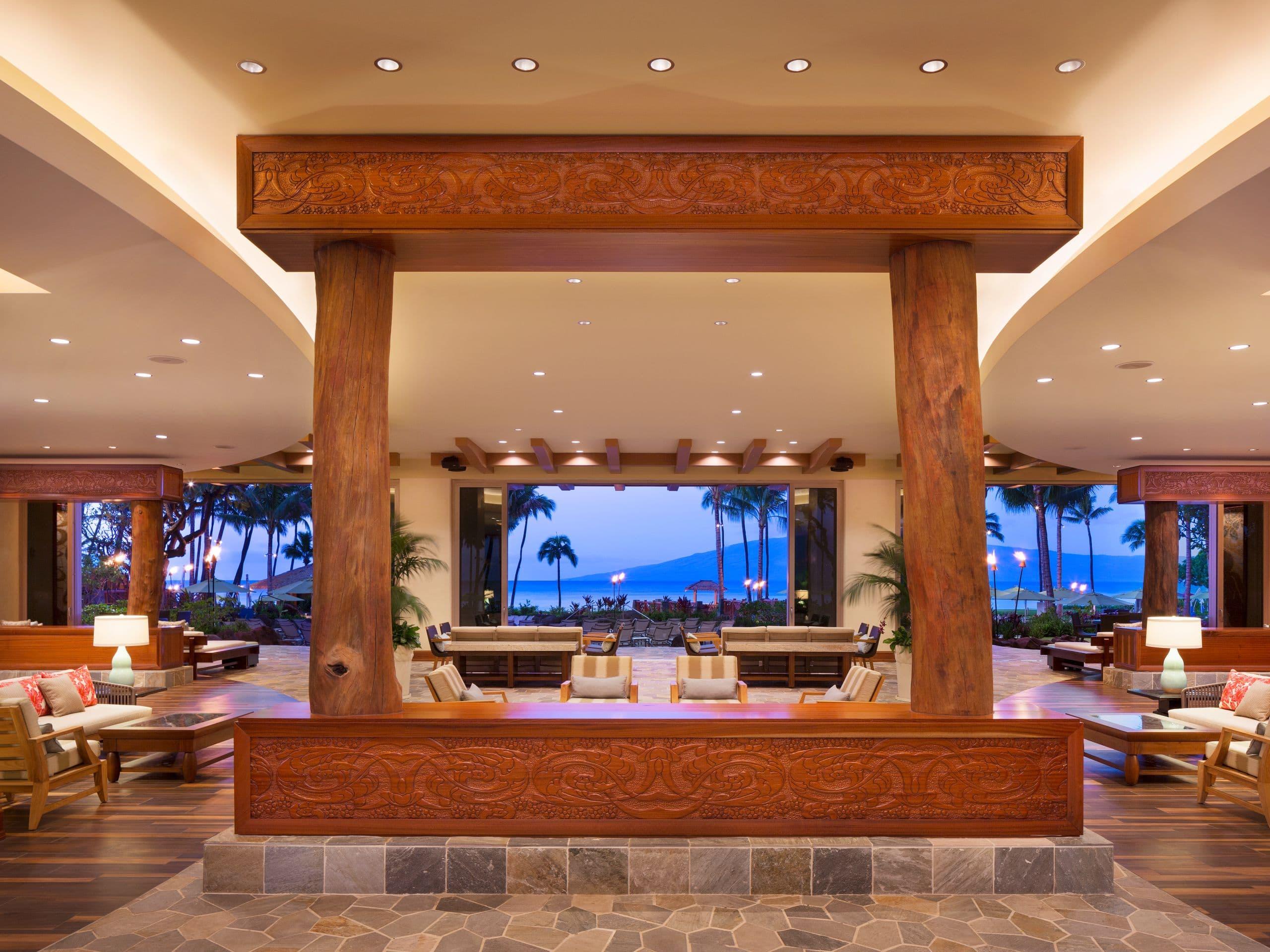Luxury Maui Resort Near Ka Anapali Beach Hyatt Residence Club
