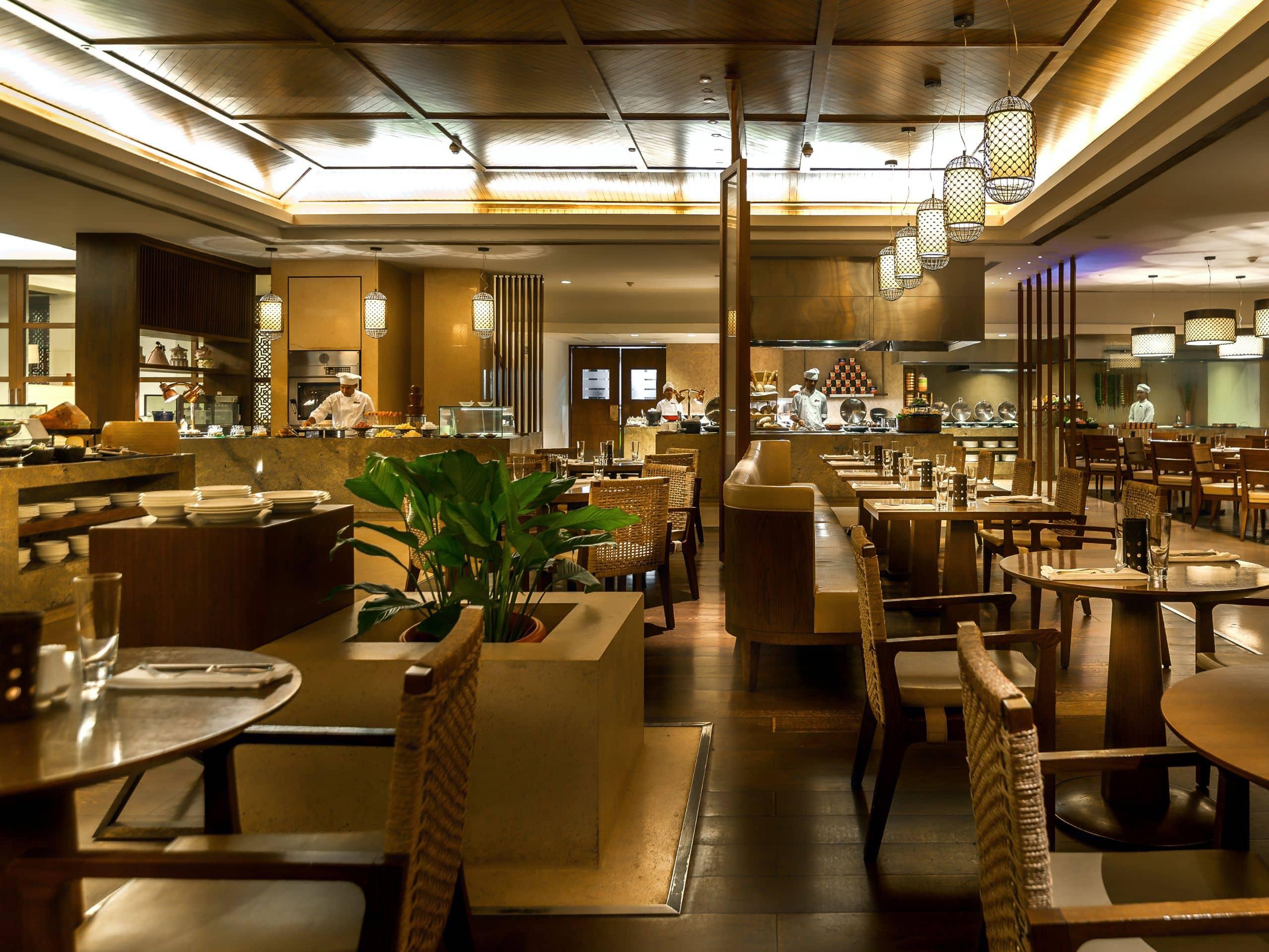 Best Restaurants In Goa Dine In Top Italian And Indian Restaurants Grand Hyatt Goa