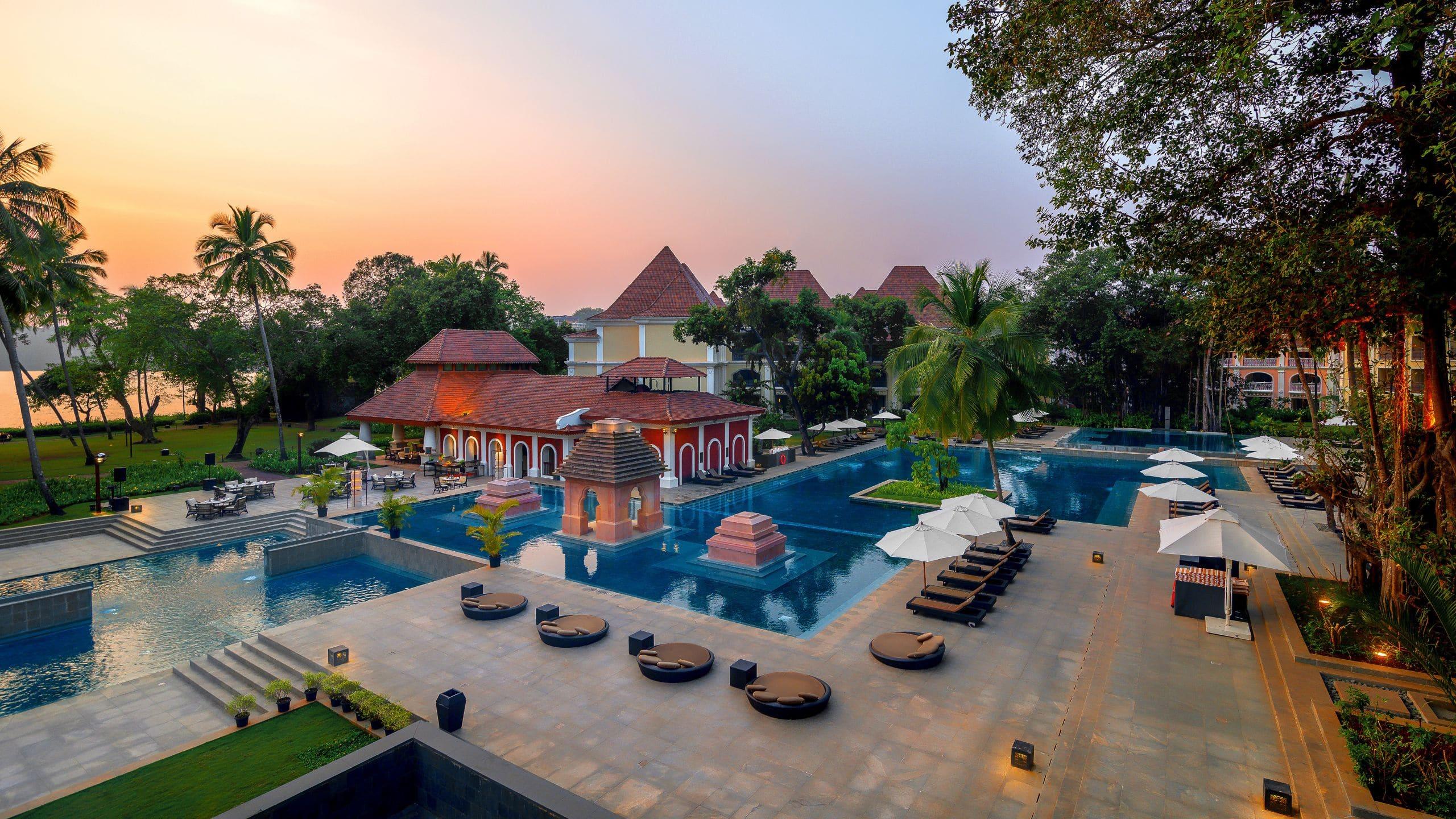 Best 5 Star Resort and Spa in North Goa | Grand Hyatt Goa