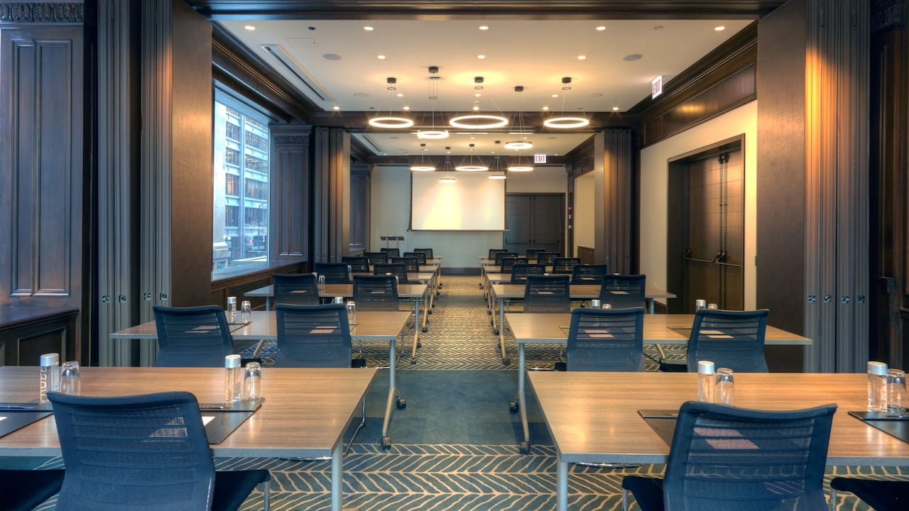 Meeting Space at the Hyatt Chicago