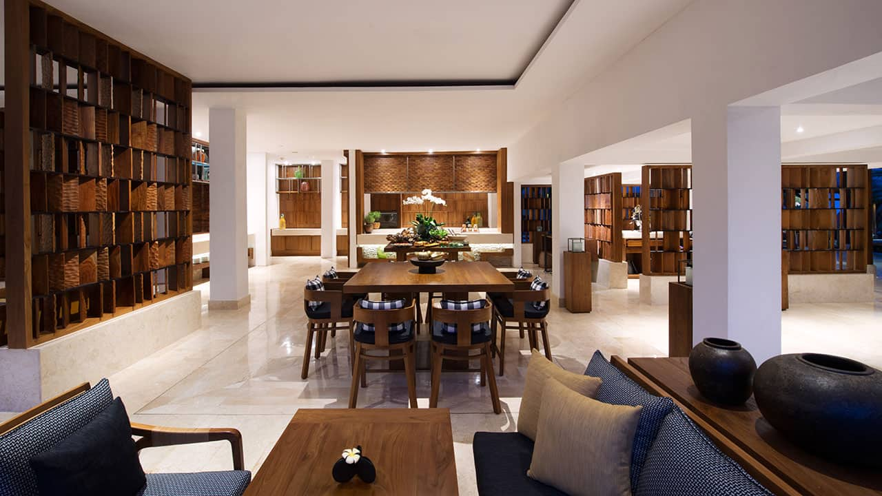Dining Outlets Hotel Policies, Grand Hyatt Bali (COVID-19 Notice)