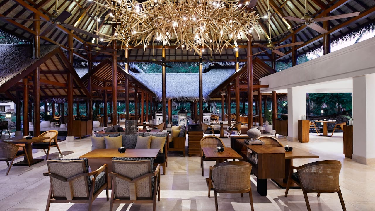 Grand Club Lounge, Grand Hyatt Nusa Dua Bali