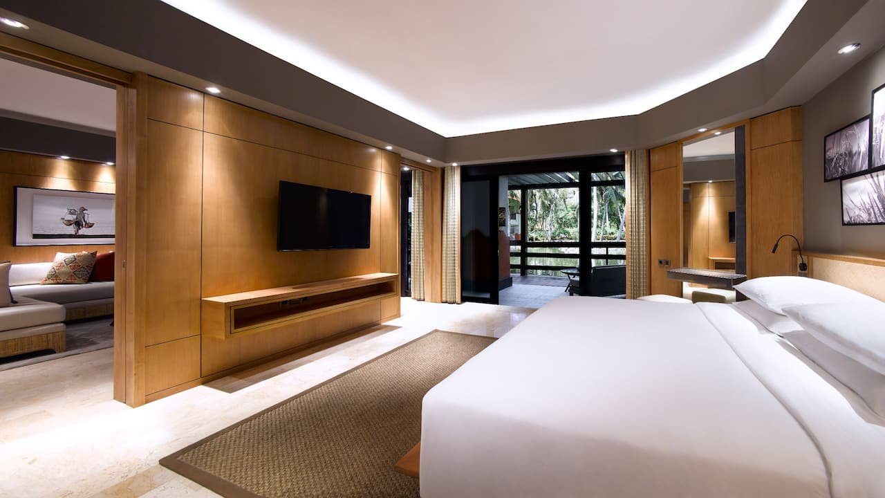 Grand Suite (One Bedroom Suite King) at Grand Hyatt Bali