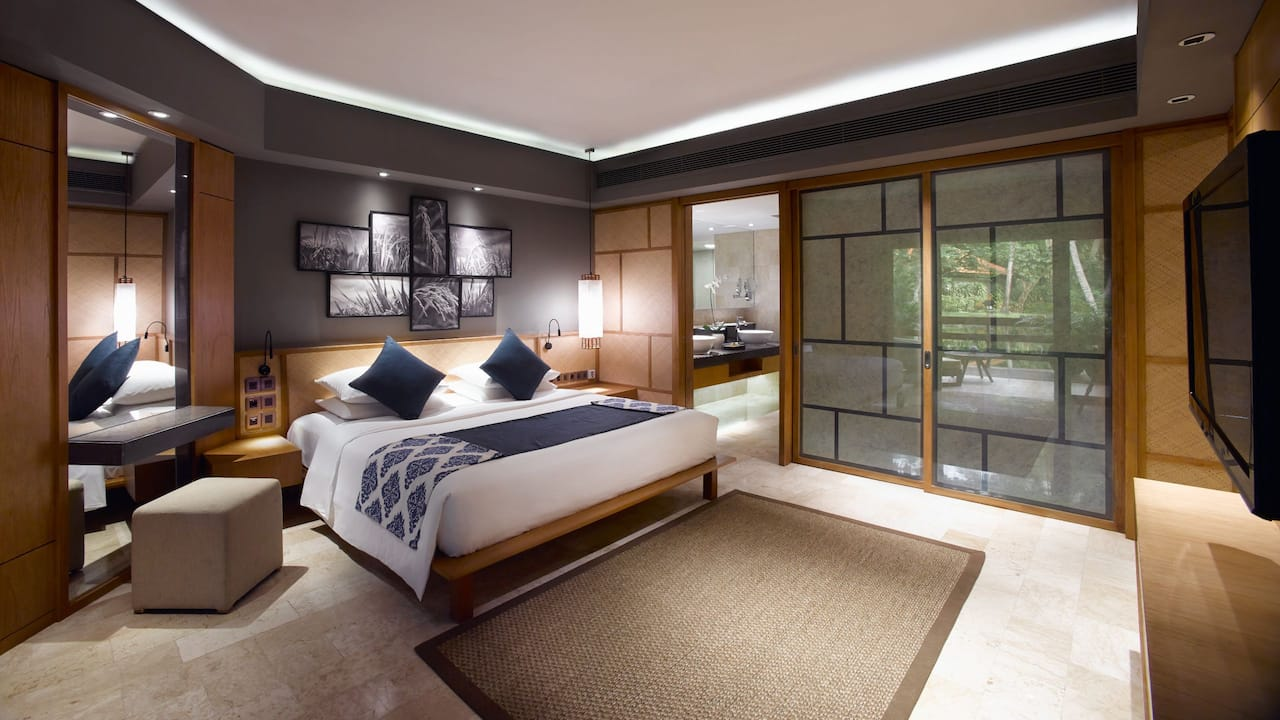 Grand Suite King, Grand Hyatt Bali
