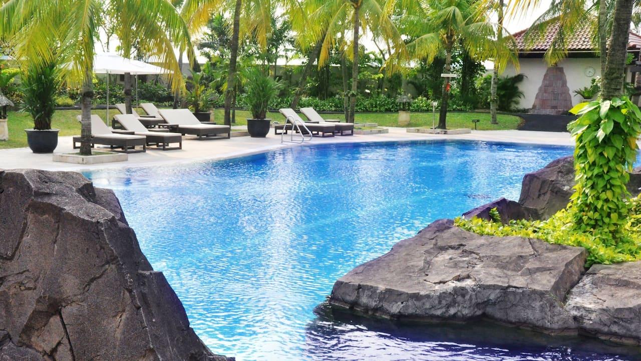 Grand Hyatt Jakarta Pool