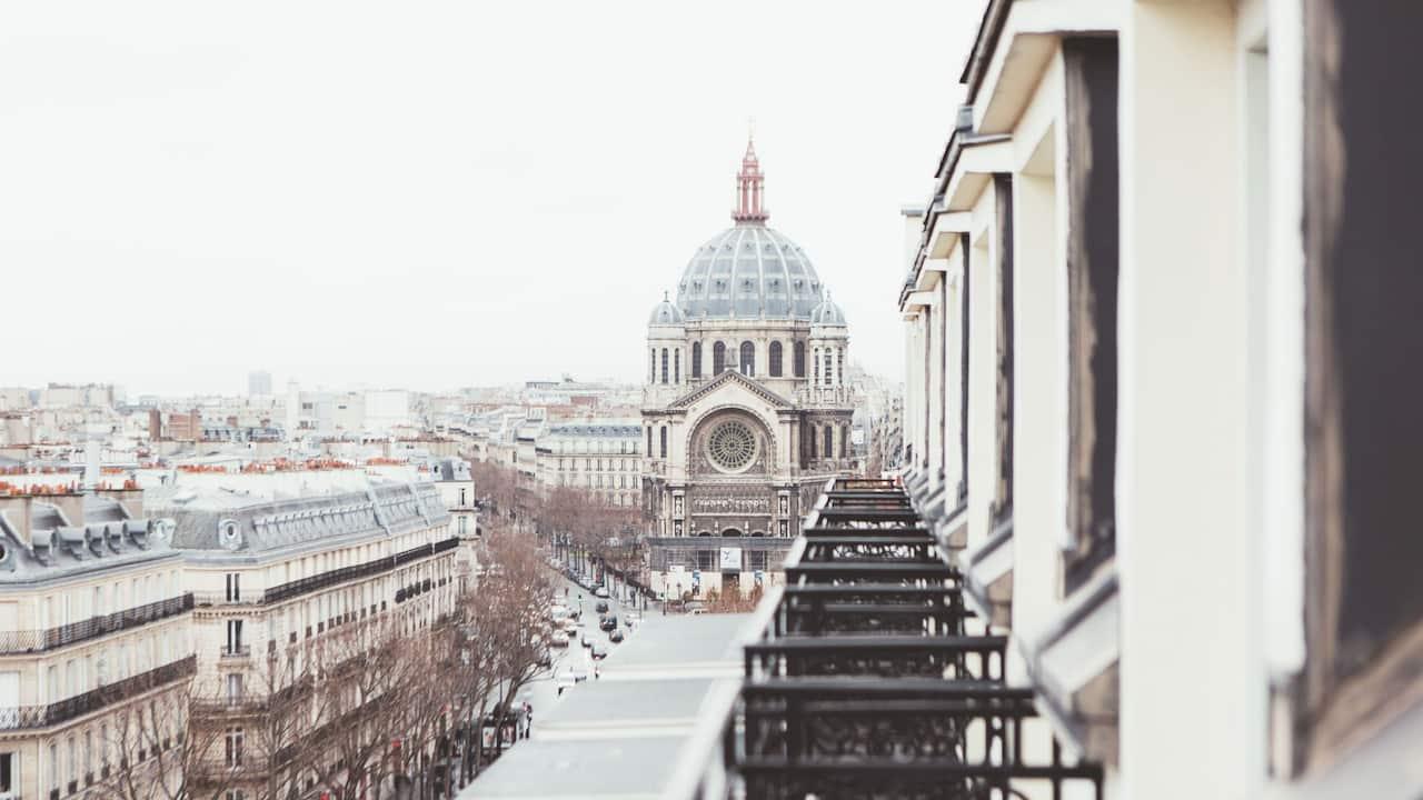 Things to do in Paris - Saint Augustin - hotel near Hyatt Paris Madeleine