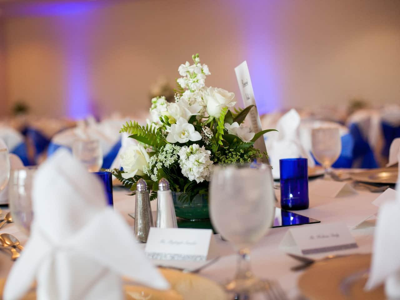 Hyatt Regency St Louis Wedding Flowers