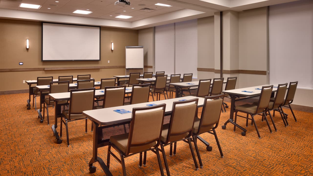 Hyatt House Salt Lake City / Downtown meeting room