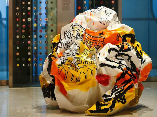 Andaz XINTIANDI, SHANGHAI Sculpture