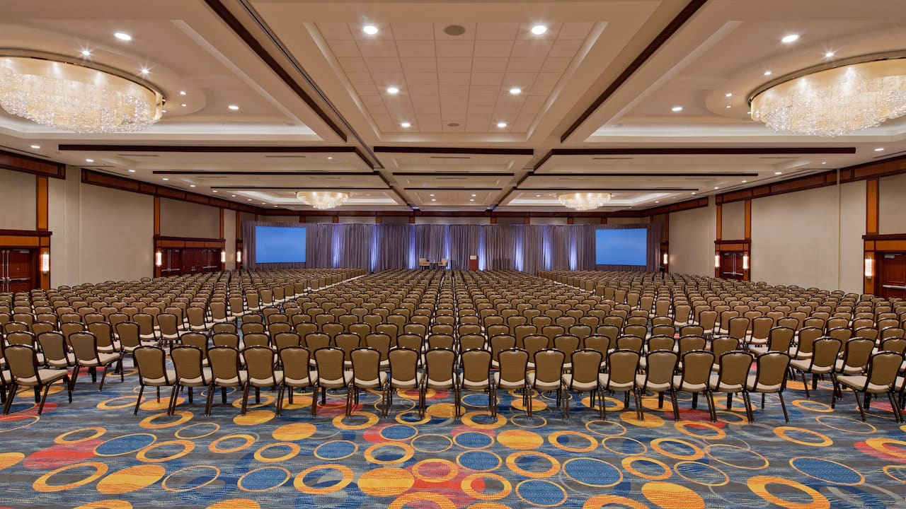 Large Meeting Room Hyatt Regency Washington on Capitol Hill