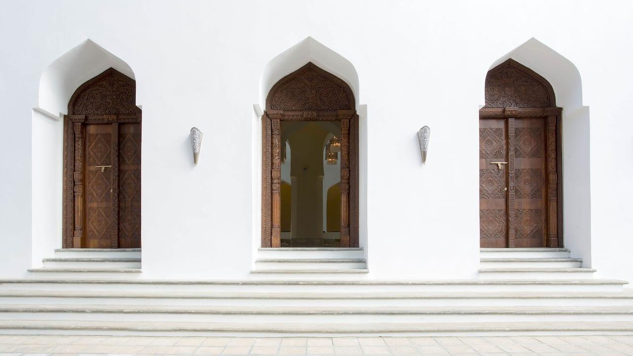 Park Hyatt Zanzibar front