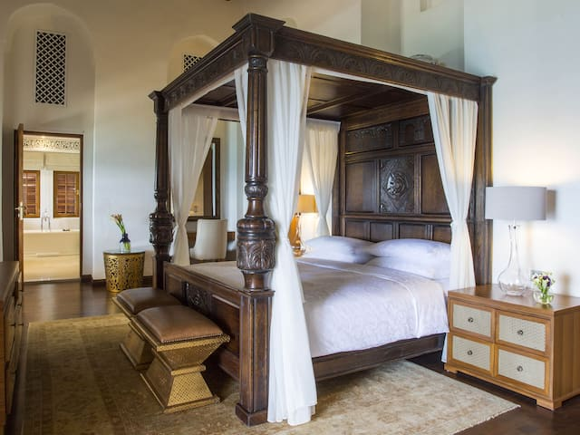 Bahari Terrace Bedroom