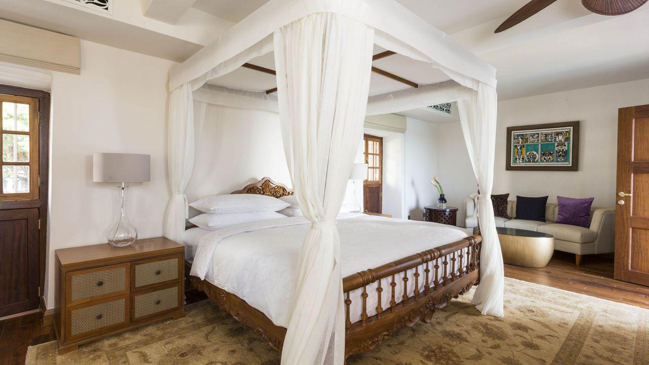 Zanzibar Suite Bedroom