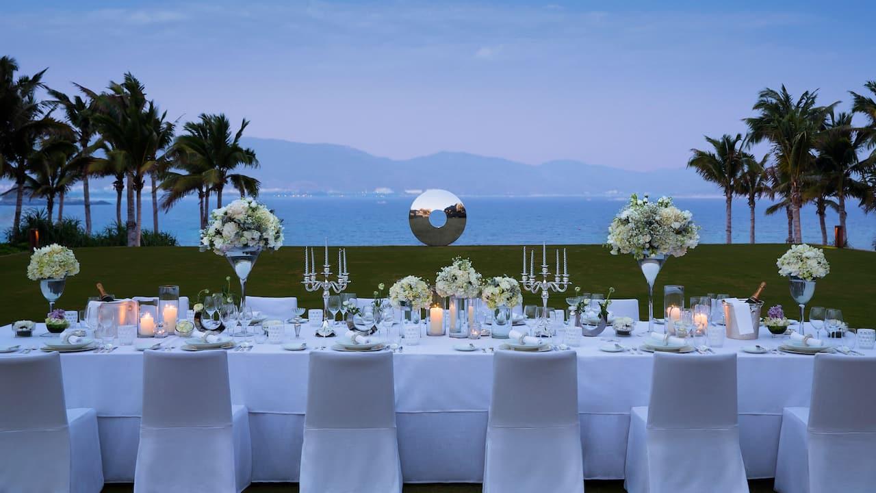 Park Hyatt Sanya Wedding