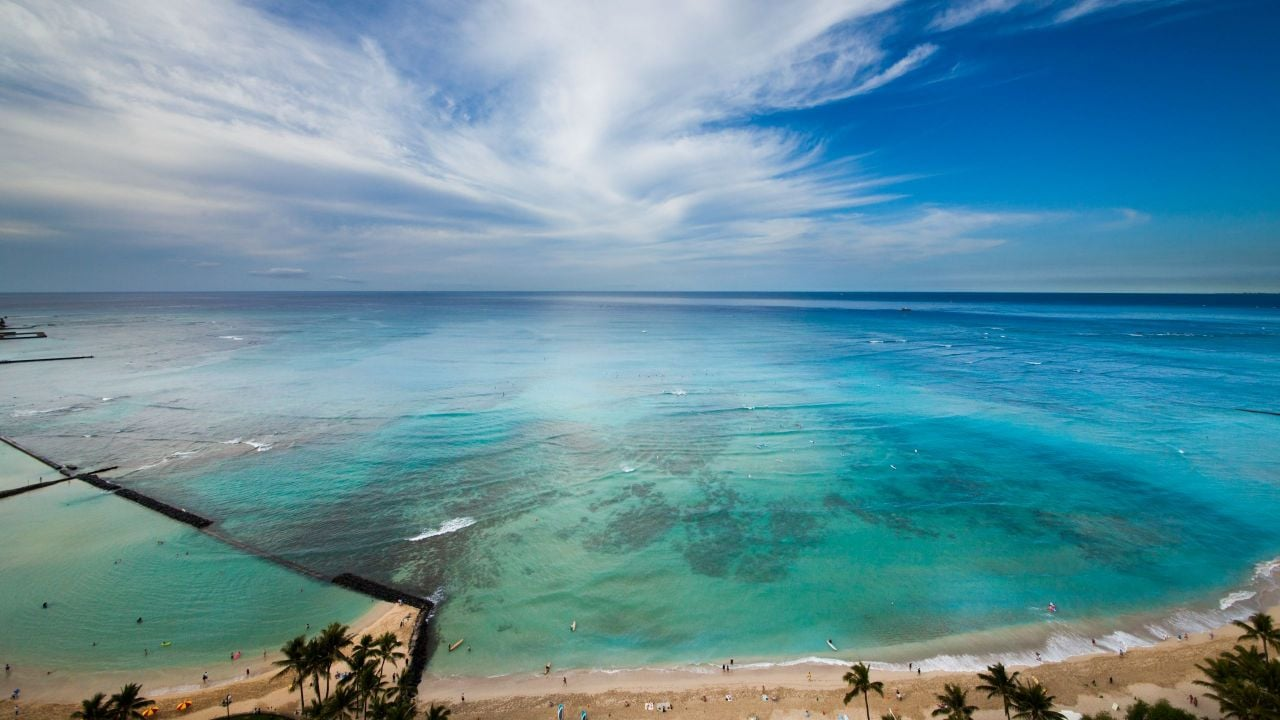 Hotels near Waikiki Beach, HI with ocean views