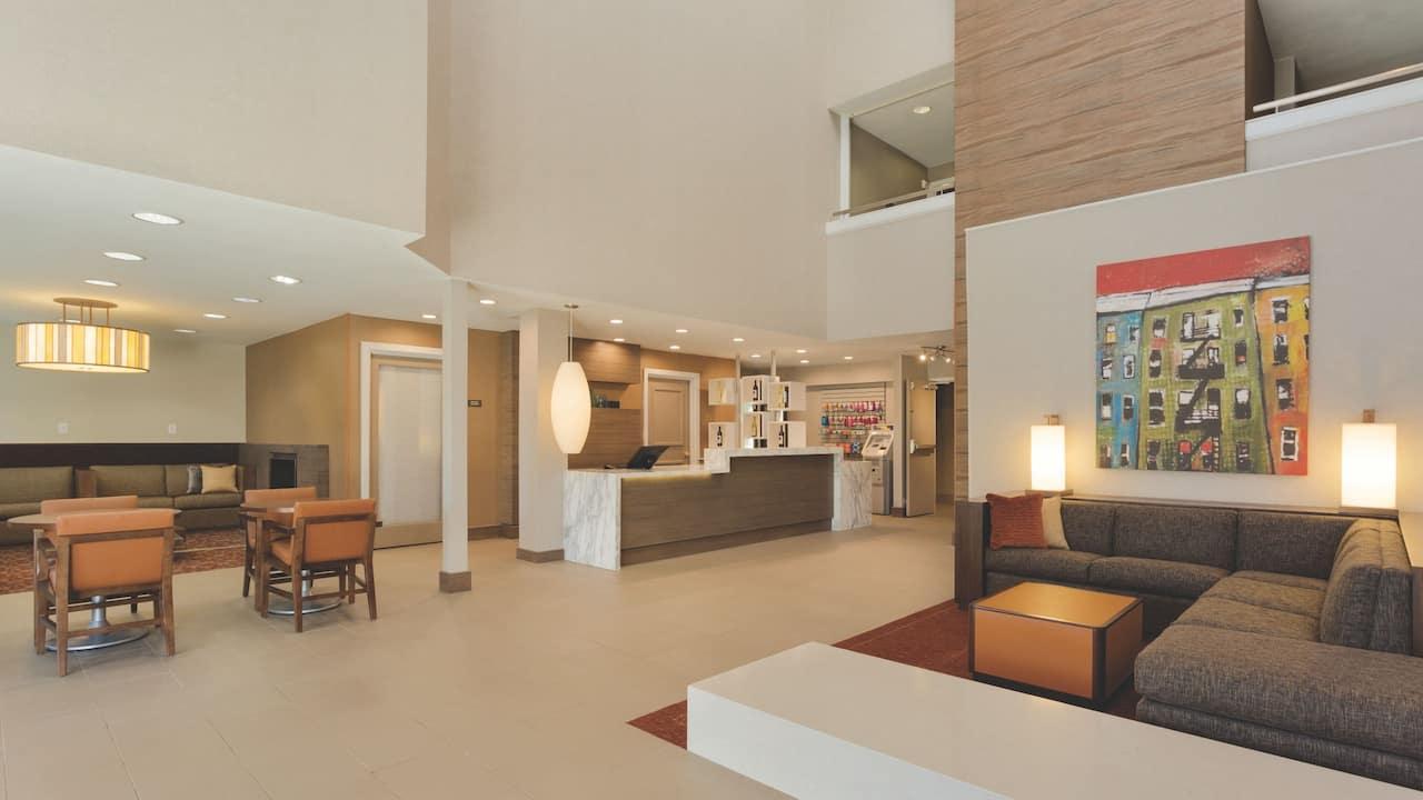 Hyatt House Lobby