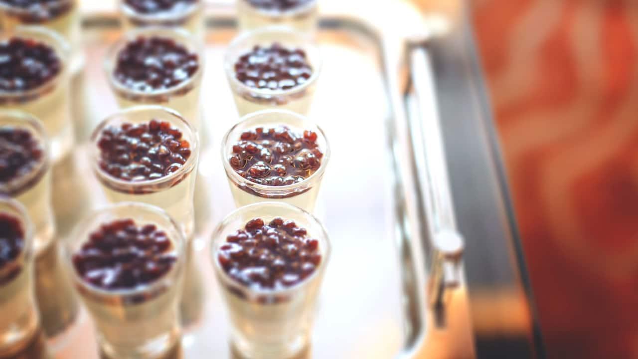 redbean dessert