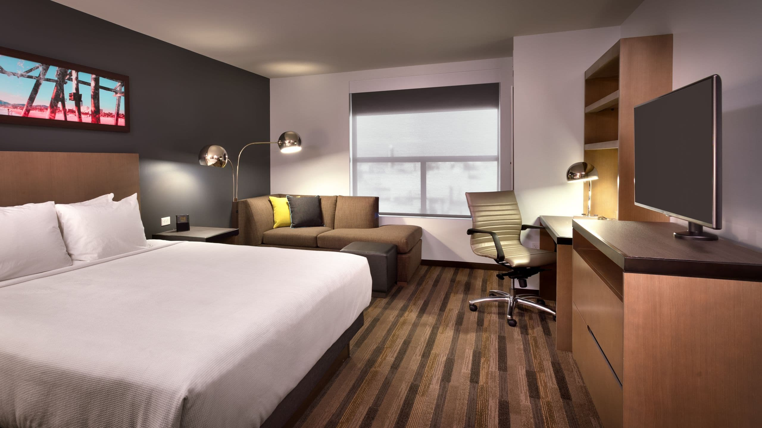 Hotel Rooms in Salt Lake City | Hyatt House Salt Lake City ...