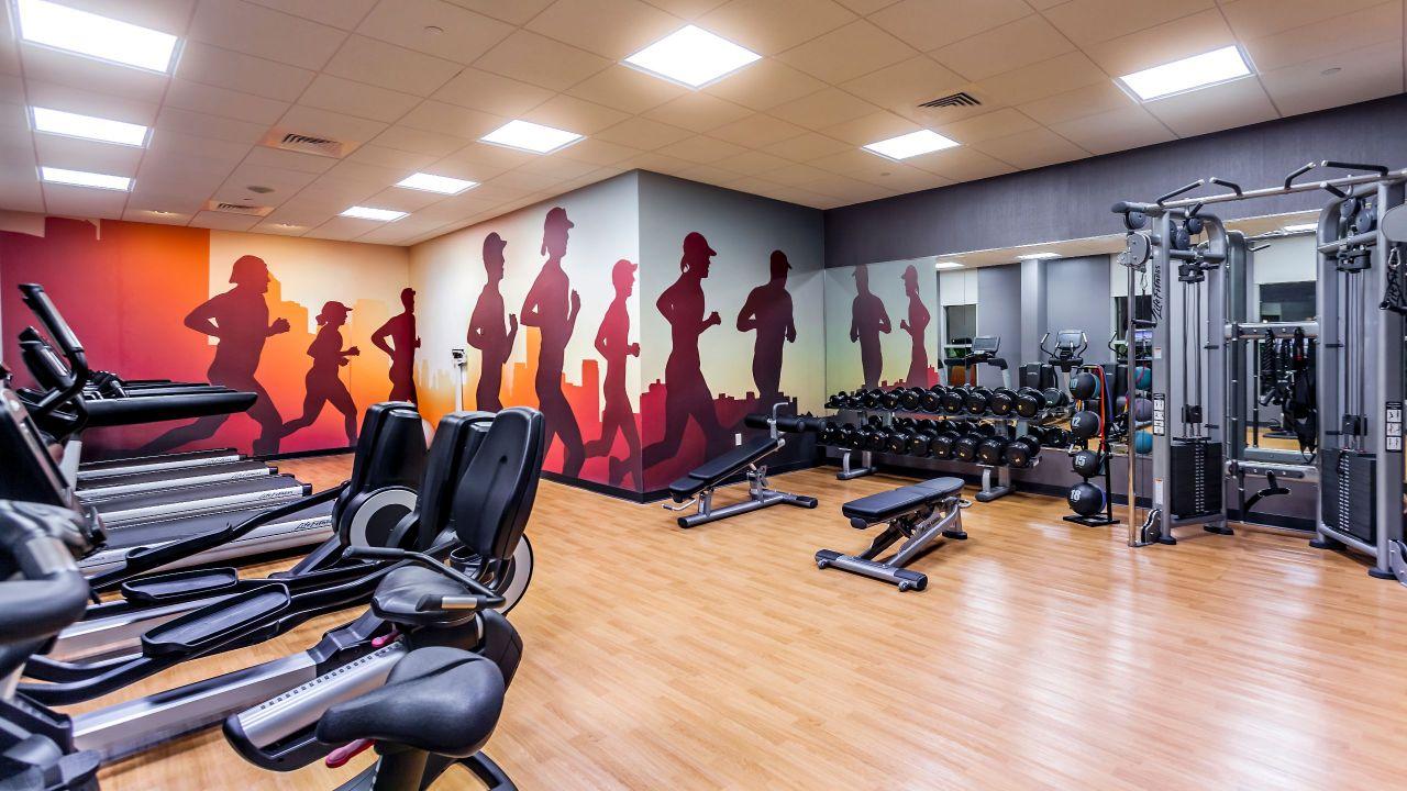 Hyatt House San Juan Fitness Center