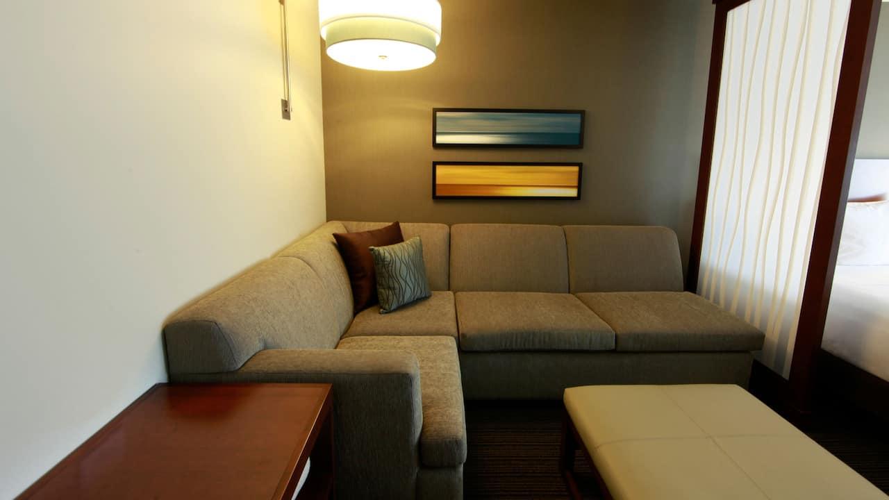 Cozy Corner Couch