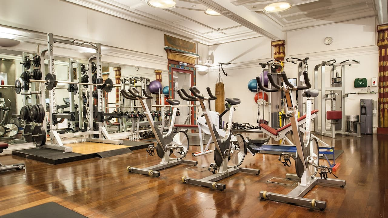 Health club and gym in central London | Andaz London Liverpool Street