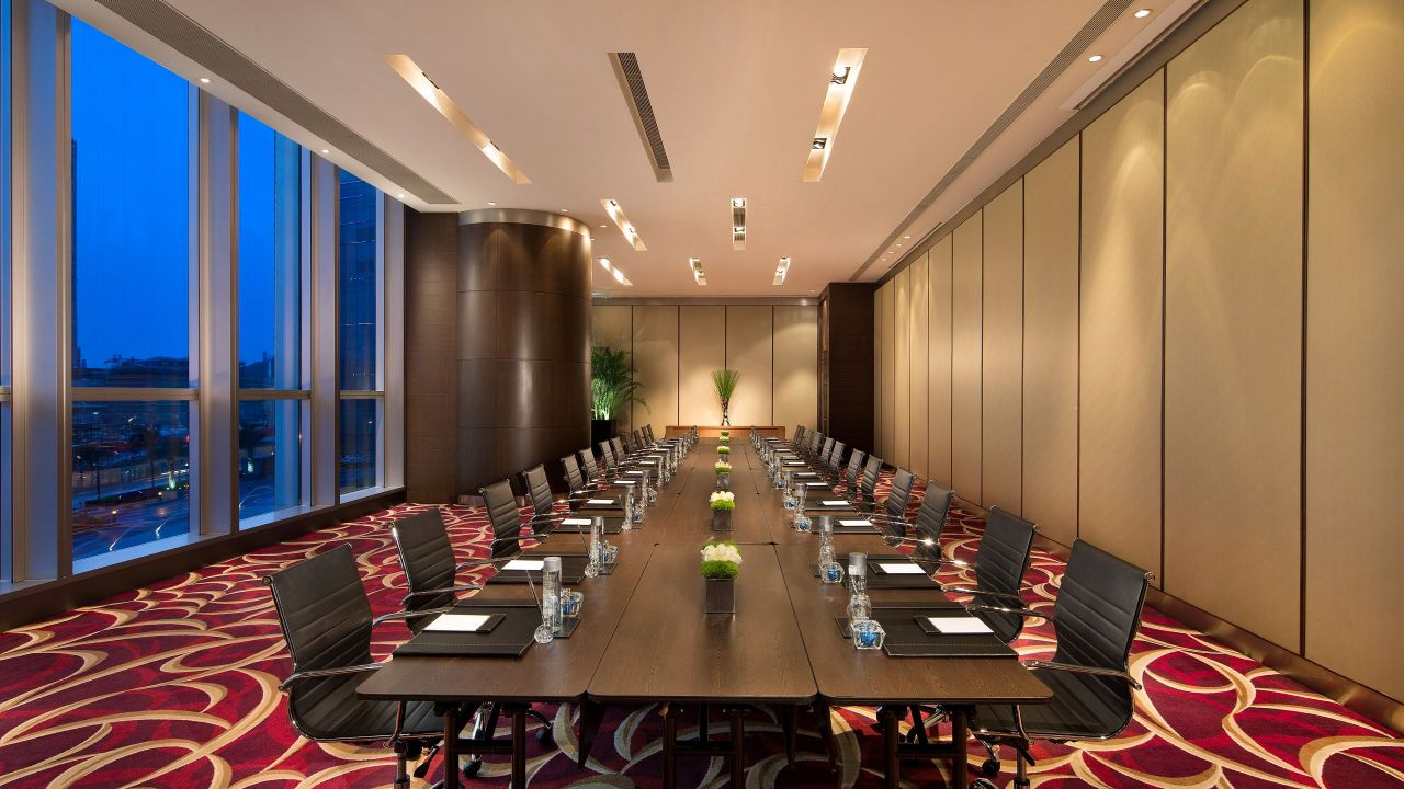 Grand Hyatt Macao Business Center