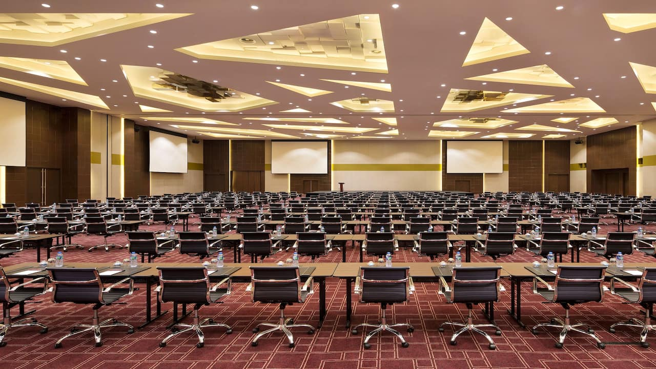 Grand Hyatt Macao Grand Ballroom Classroom