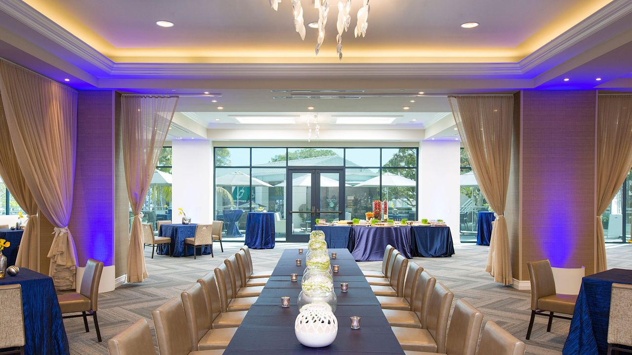 Wedding Catering at Manchester Grand Hyatt San Diego