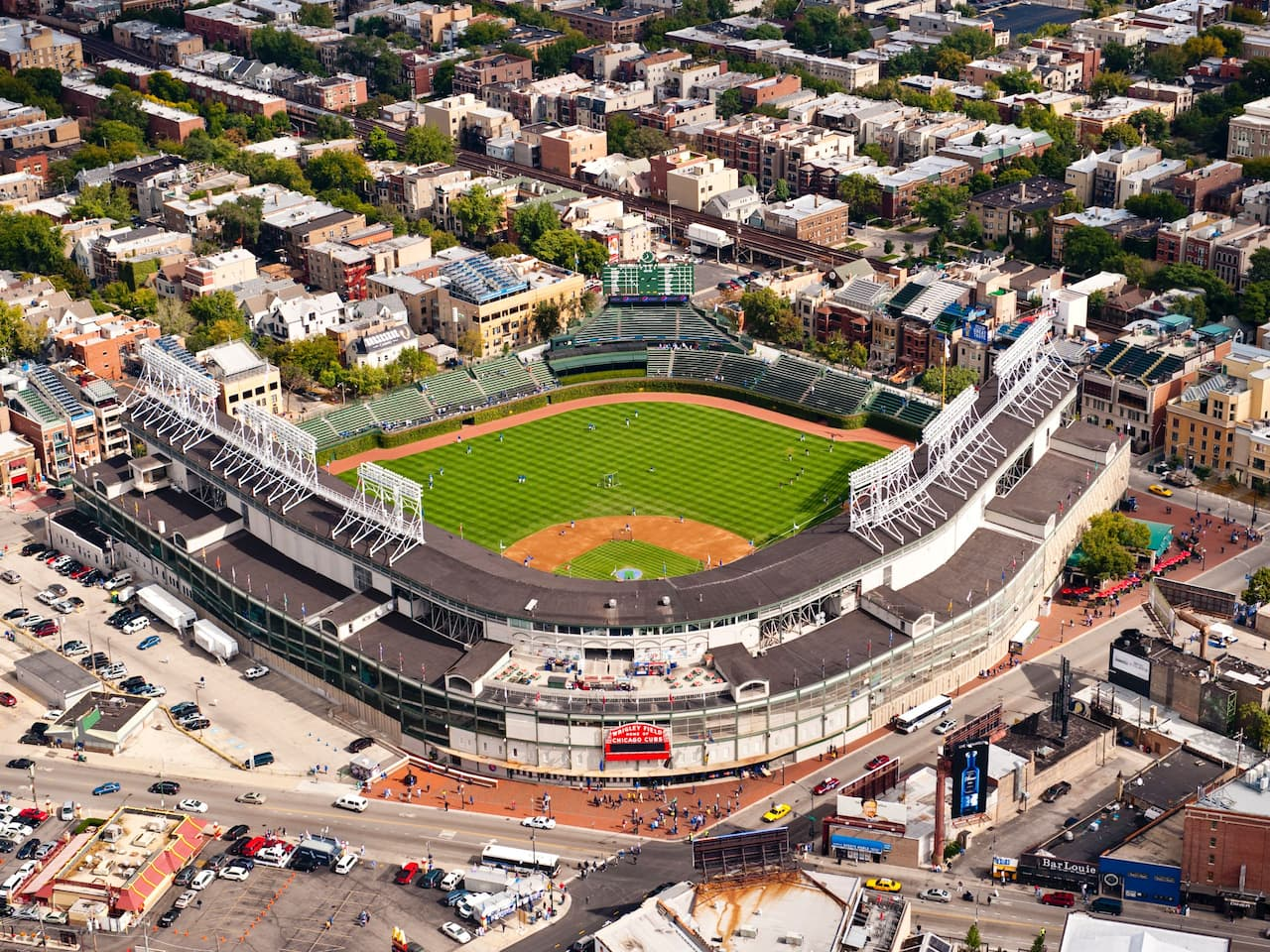 Hyatt Place Downtown the loop Wrigley field