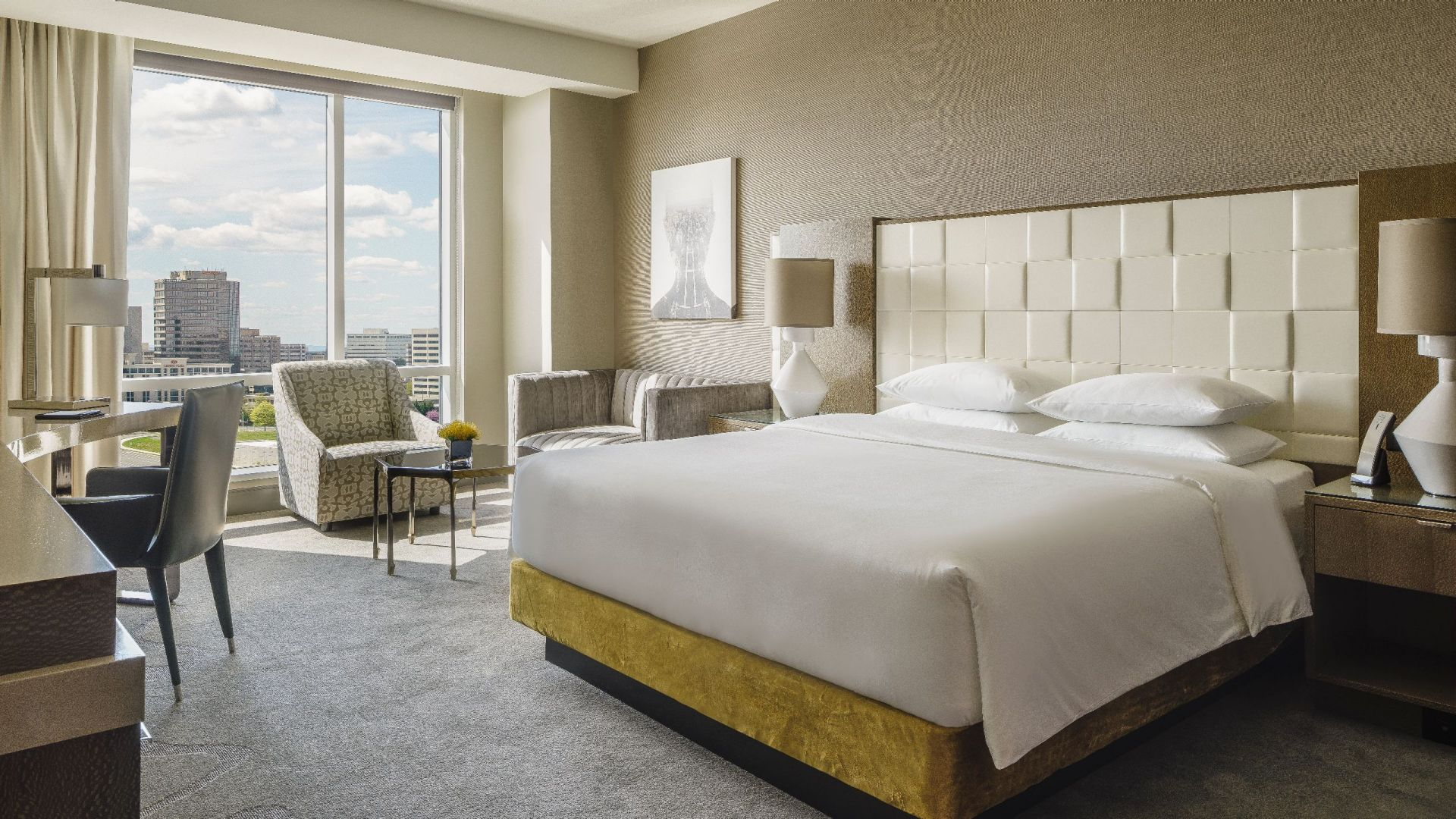 Standard King Hyatt Regency Tysons Corner Center