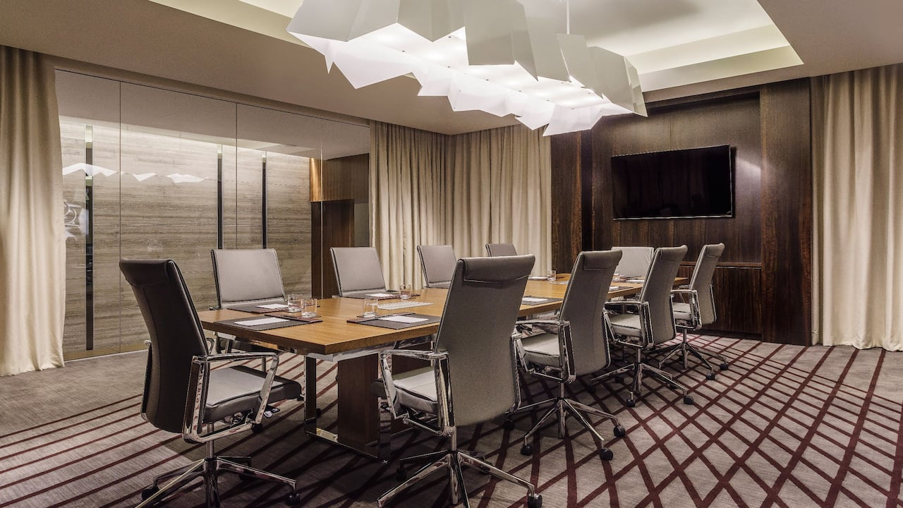 Small Meeting Room Hyatt Regency Tysons Corner Center