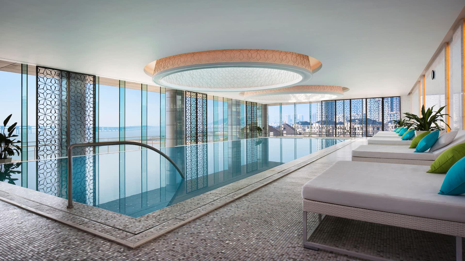 Grand Hyatt Dalian Pool