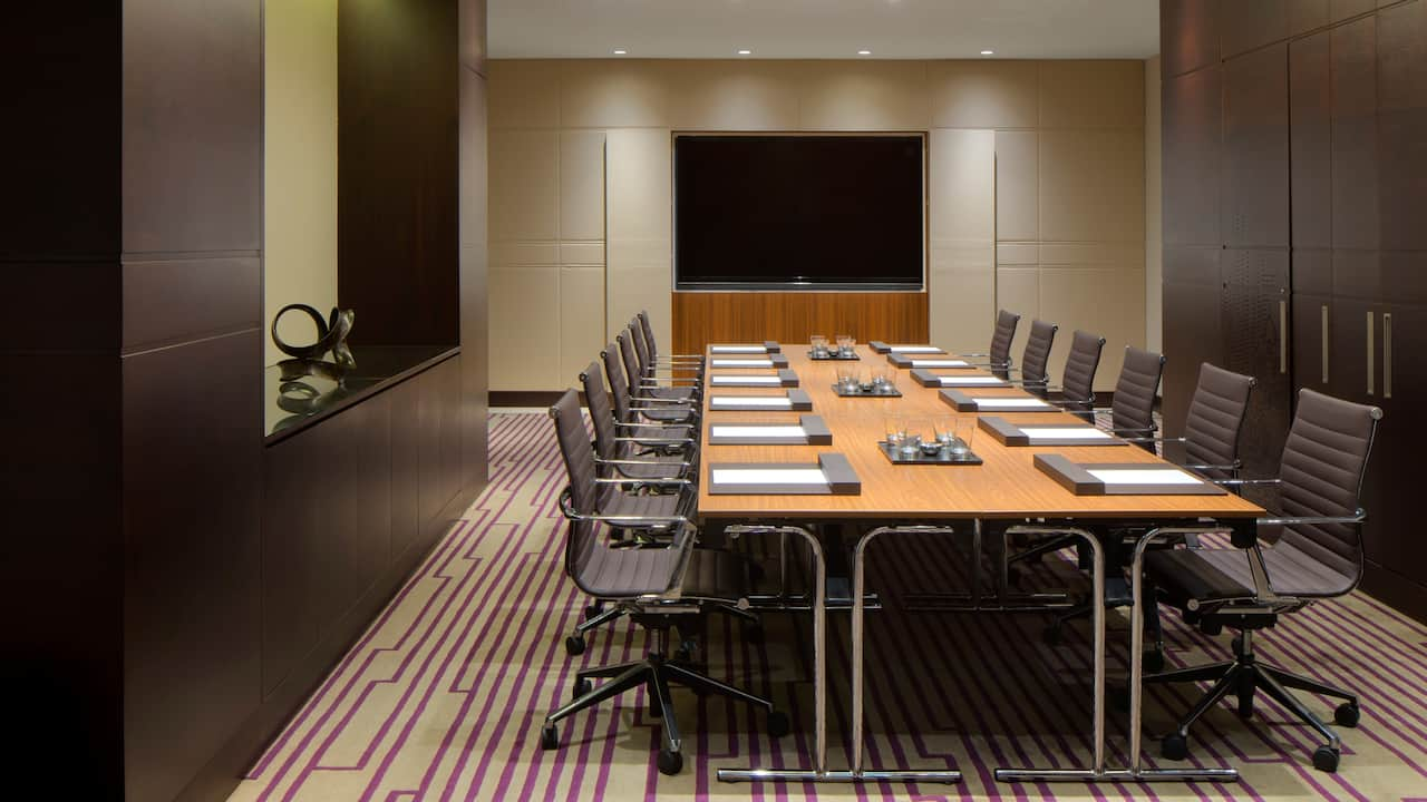 Sapphire meeting space