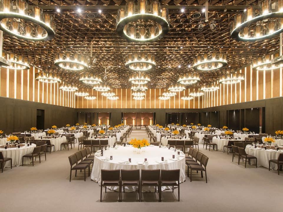 Regency Ballroom Banquet