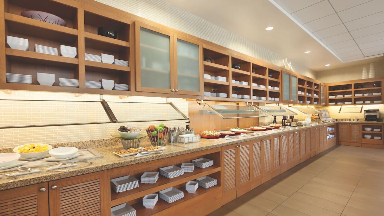 Guest Kitchen Breakfast Buffet