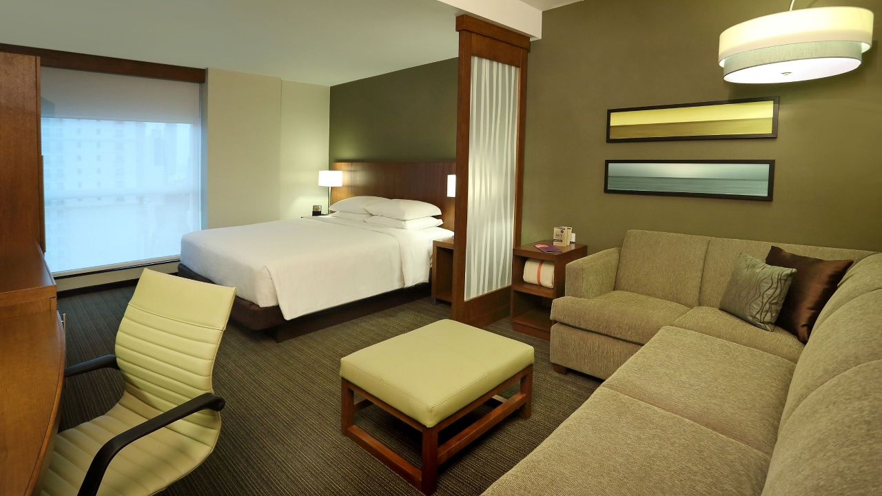 Retreat To Our Roomy Rooms And Enjoy The Beautiful Views Of Panama City