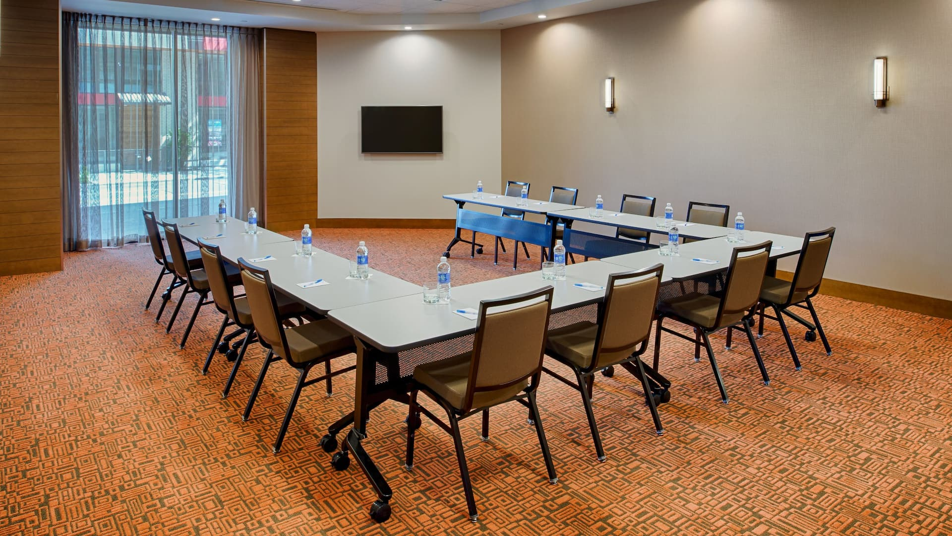 Hyatt House Seattle Downtown, Meeting Room